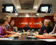 ATELIER CULINAIRE « ST-JACQUES AUX ÉCORCES D'AGRUMES »