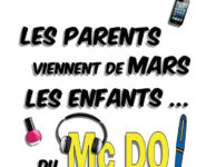 LES PARENTS VIENNENT DE MARS...