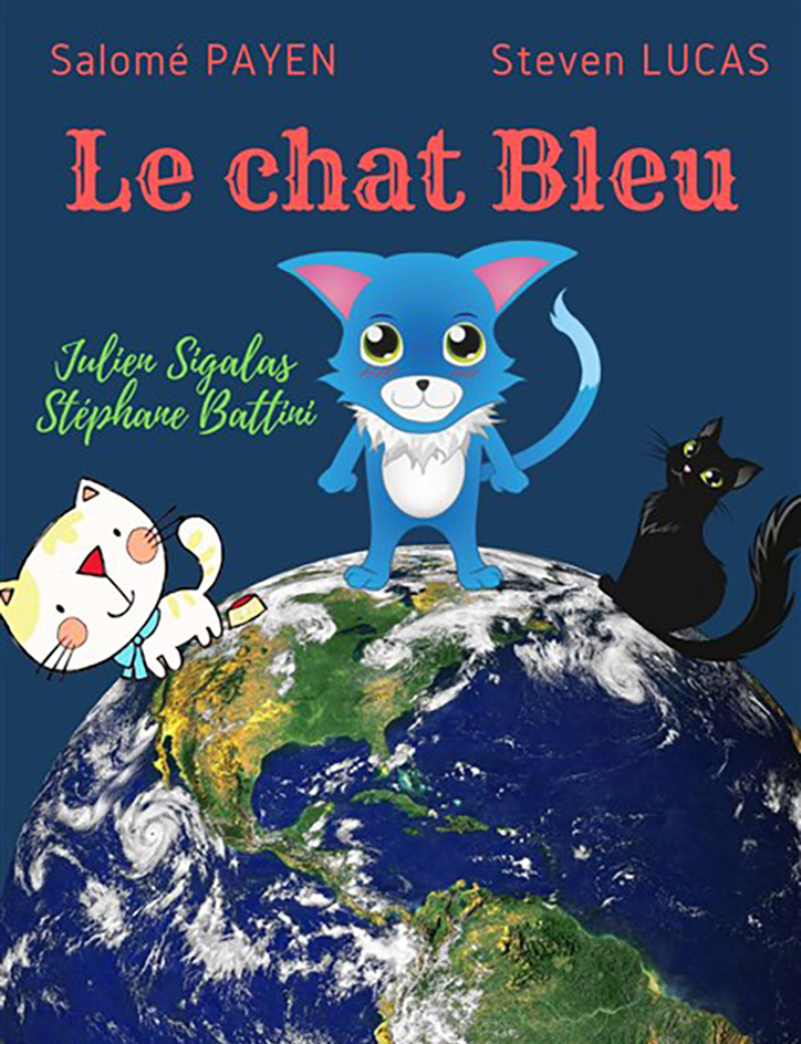 24 05 Berck chat bleu