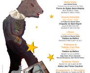 1er FESTIVAL DE THEATRE : RUE DU BONHEUR
