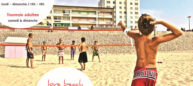 BEACH VOLLEY VACANCES