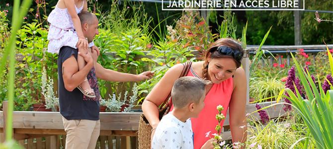 WEEK-END À LA JARDINERIE !