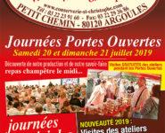 PORTES OUVERTES À LA CONSERVERIE SAINT CHRISTOPHE