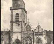 VISITE GUIDÉE de l'église Saint-Gilles
