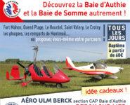 BAPTÊME DE L'AIR AUTOGYRE OU ULM