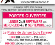 INITIATION AU TAC LITTORAL DANSES