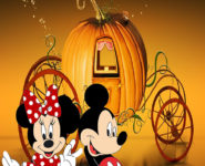 Halloween avec Mickey et Minnie