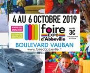 FOIRE EXPOSITION D'ABBEVILLE PICARDIE MARITIME