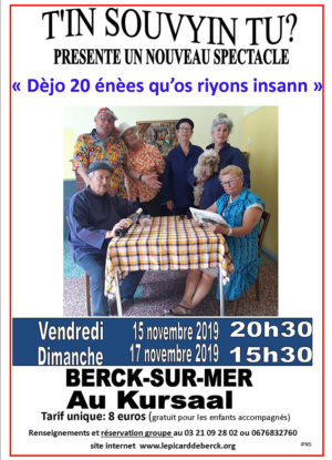 SPECTACLE PATOISANT