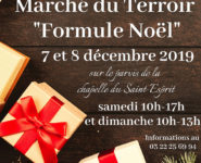 MARCHÉ DU TERROIR Formule Noël