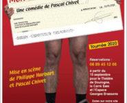 SPECTACLE DE THÉÂTRE  « Mon Banquier À Découvert ».