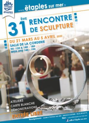 31ème RENCONTRE DE LA SCULPTURE