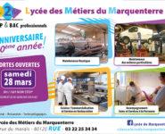 PORTES OUVERTES AU LYCÉE DU MARQUENTERRE