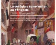 LA COLLÉGIALE SAINT-VULFRAN AU XXème SIÈCLE