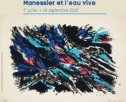 MANESSIER ET L'EAU VIVE