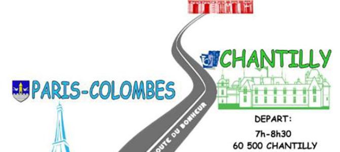 PARIS-COLOMBES-LE CROTOY ET CHANTILLY-LE CROTOY