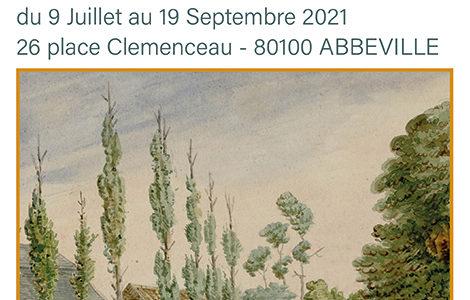 VISITE DE L'EXPOSITION «Oswald MACQUERON de Condé-Folie à Cayeux Sur Mer»