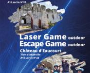 LASER GAME & ESCAPE GAME