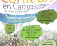LE DÉBUT DES HARICOTS, CONTEURS EN CAMPAGNE