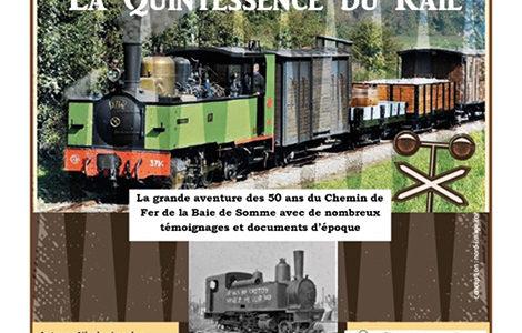 PROJECTION «LA QUINTESSENCE DU RAIL»