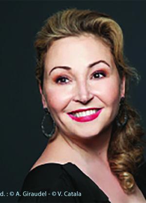 KARINE DESHAYES ET PHILIPPE CASSARD EN CONCERT Festival de Saint Riquier