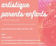 ATELIER SOPHRO RELIANCE ARTISTIQUE PARENTS-ENFANTS